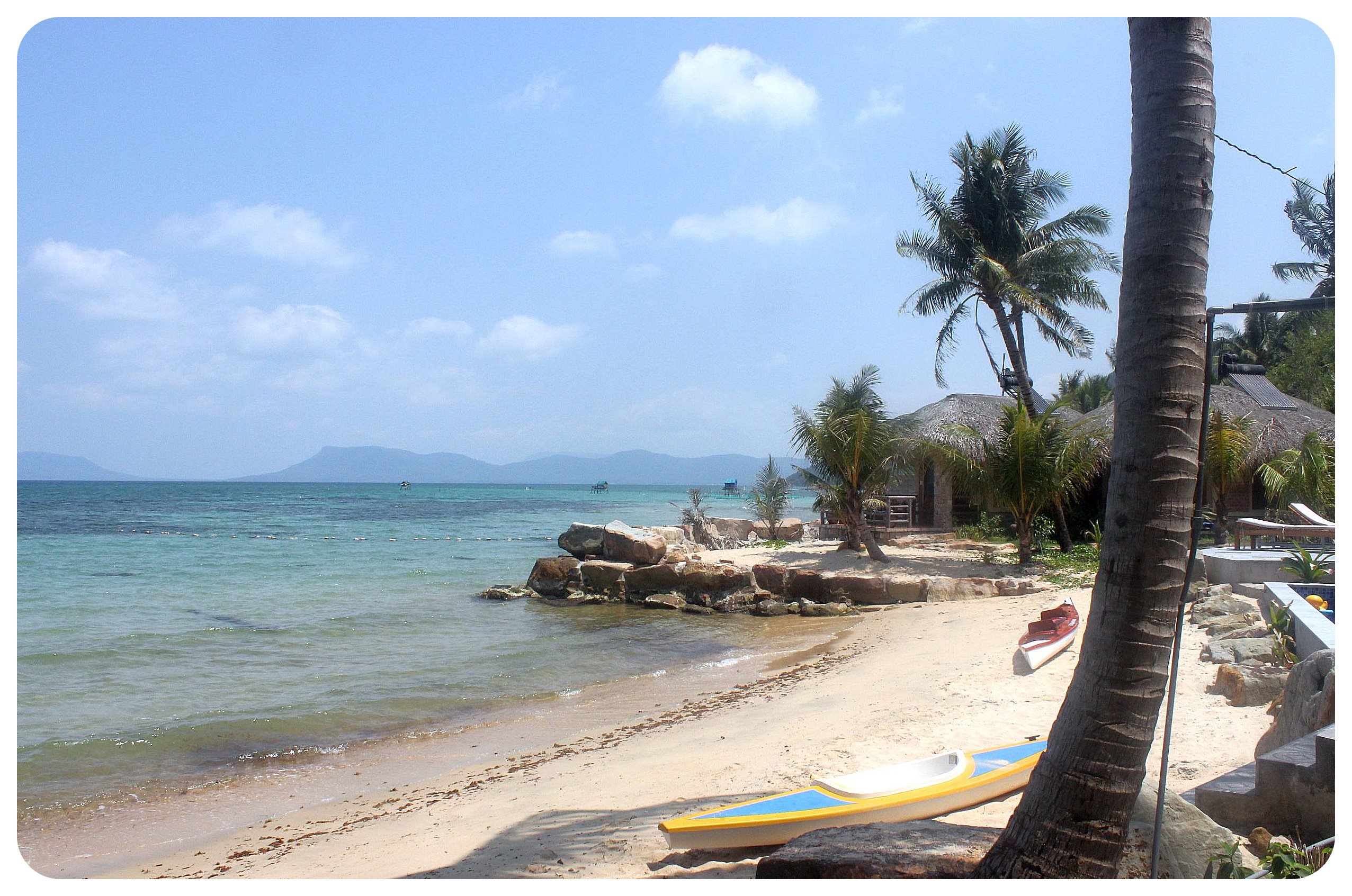 phu quoc private beach