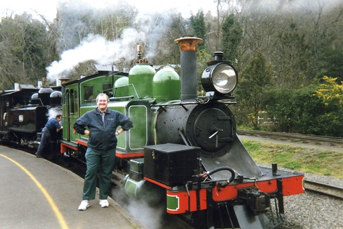 Puffing Billy 1999
