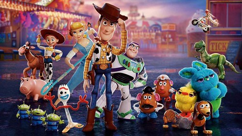 Toy Story 4: Sinopsis y Personajes
