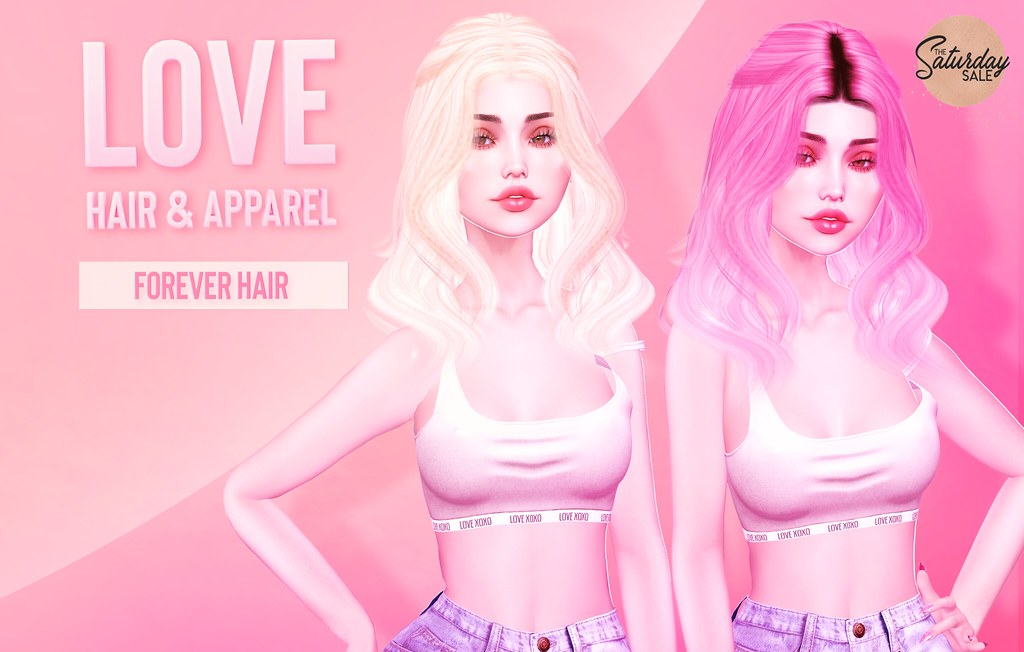 Love [Forever] NEW Hair – Weekend Deals @ The Mainstore! 1/18 – The Sat Sale