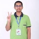 JEE Main Result 2020: Parth Dwivedi