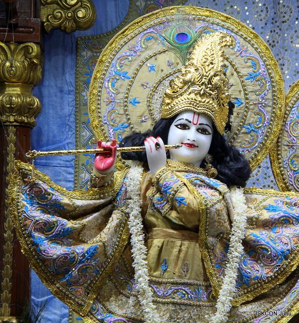 ISKCON Juhu Mangal Deity Darshan on 18th Jan 2020