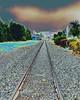 Railway lines #waipawa #railway #roadtrip #girlsontour