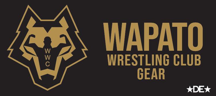 Wapato Wrestling Club Gear