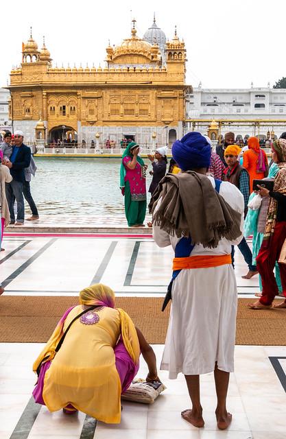 Amritsar 278 - Golden Temple - C