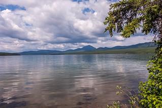Squanga Lake & Streak Mountain