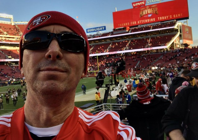 #SanFrancisco49ers vs #Vikings #SaturdayAfternoon @ #LevisStadium #NFLPlayoffs