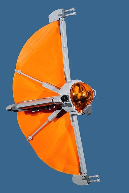Fanblade Starfighter