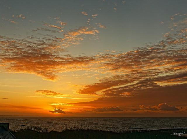 Sunrise - Audierne