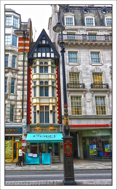 The Port House, 417 Strand, Covent Garden, London, England UK