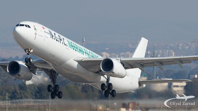 TLV - Onur Air Airbus A330-300 TC-OCS