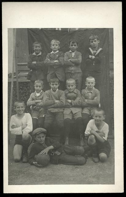 ArchivV18 Fußballmannschaft, 1910er