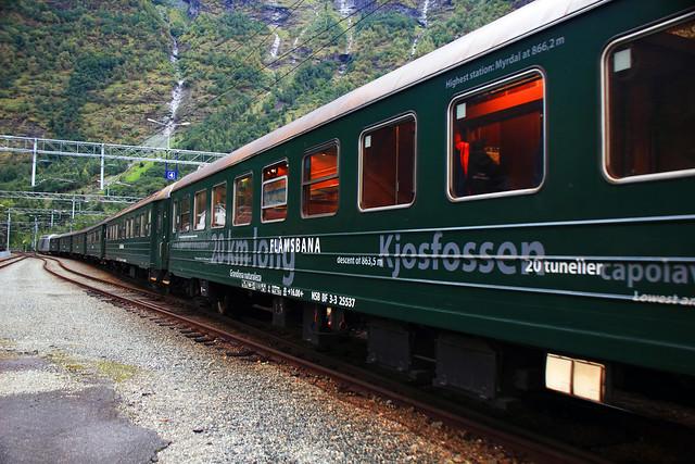 El tren de Fläm