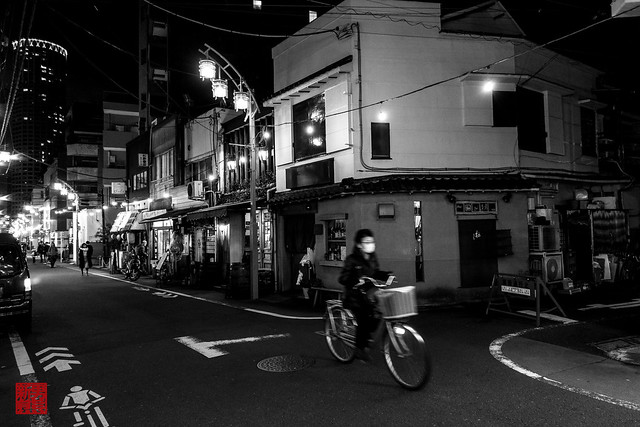 passing by・通る