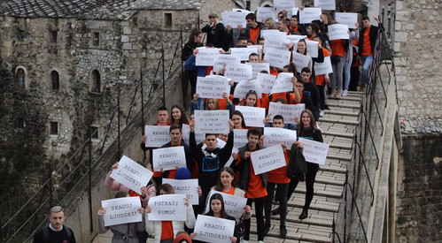 Marš protiv nasilja nad ženama
