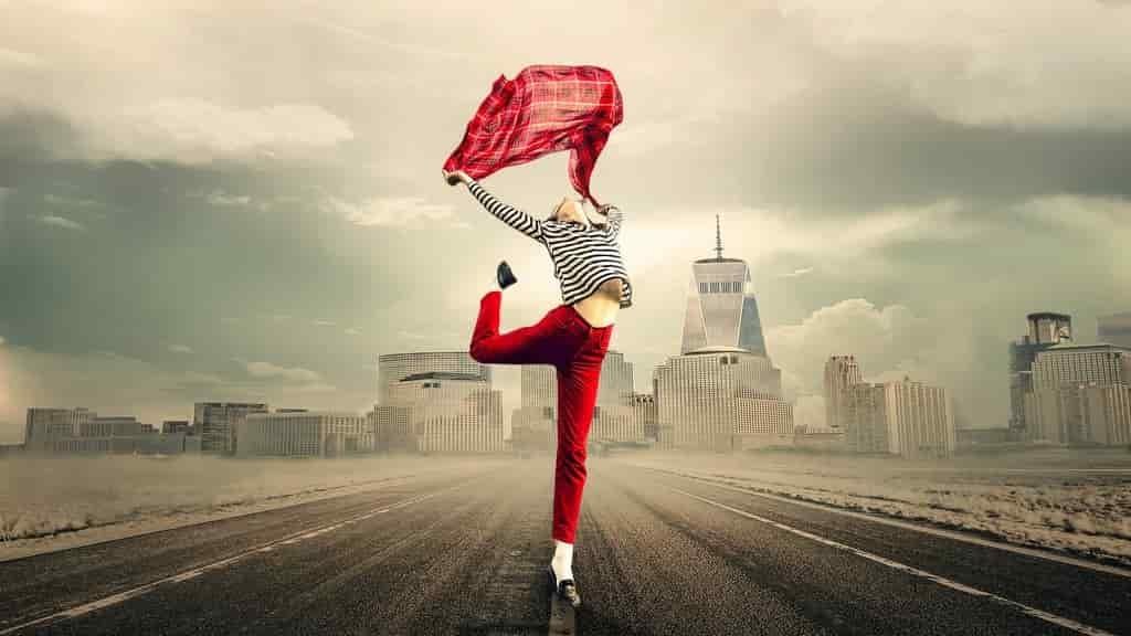 Les gens peuvent être identifiés par leur façon de danser