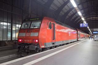 DB Regio 146 124 Bremen Hbf