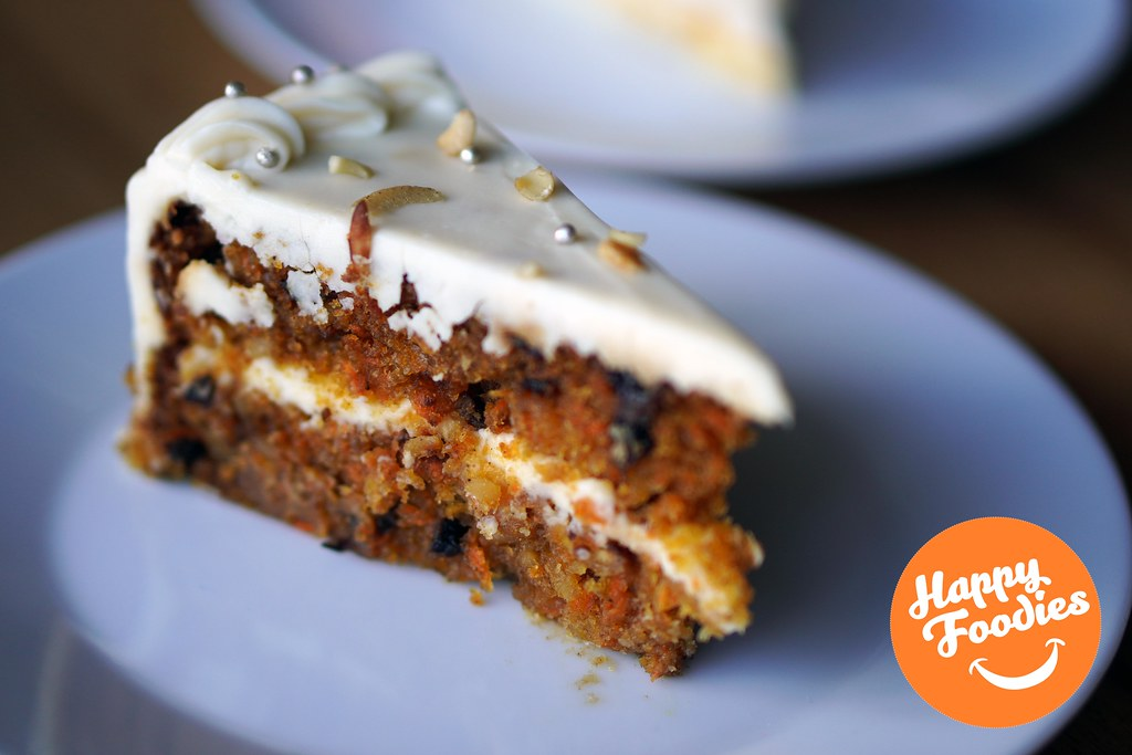 Yani Café Carrot Cake