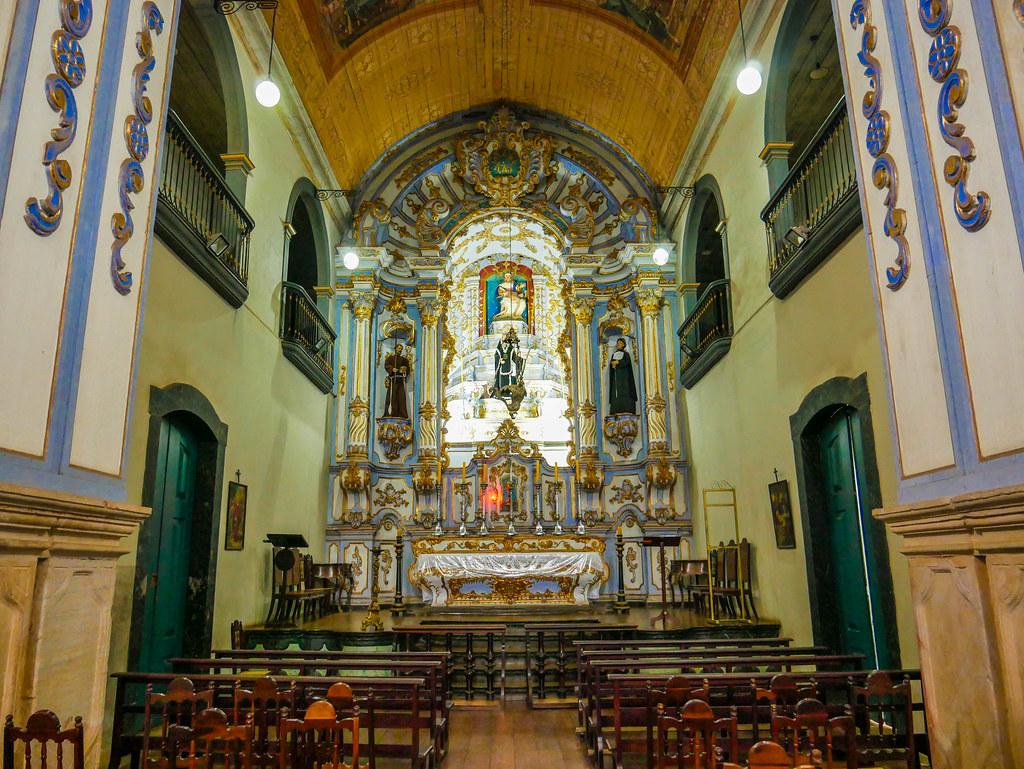 Igreja de São Francisco de Paula - Ouro Preto - Brazil