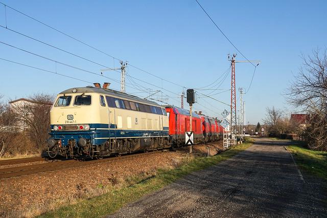 218 447 Railsystems RP GmbH | Zeithain | Januar 2020
