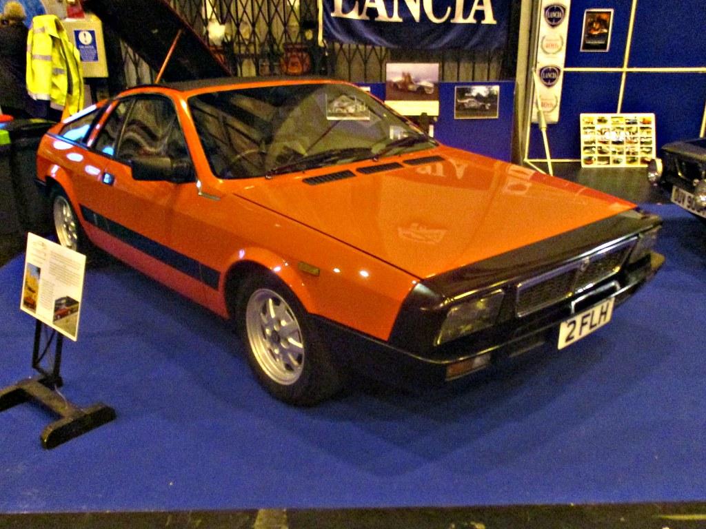 323 Lancia Montecarlo  2nd Series   1982