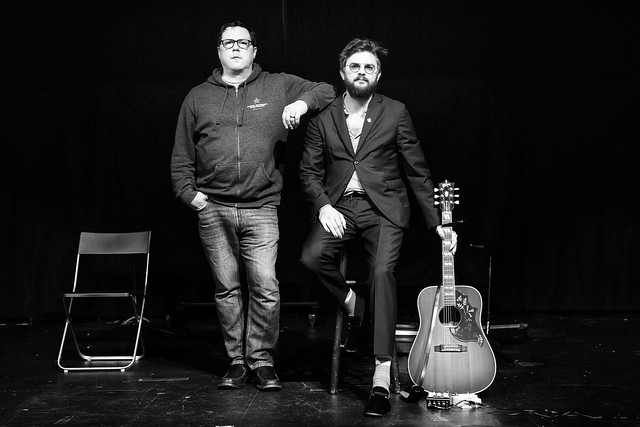 Damien Jurado and Nick Thune - Miracle Theater - 01.16.20