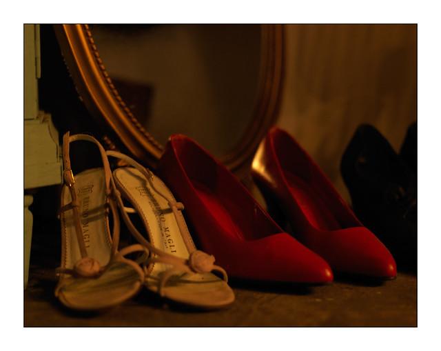 Nathalie's shoe's