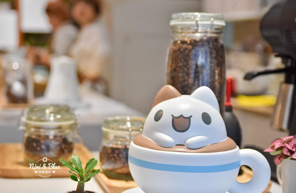 奶泡貓咖啡.咖波屋10