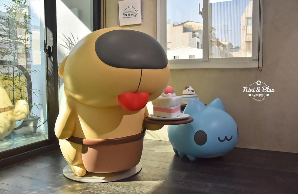 奶泡貓咖啡.咖波屋03