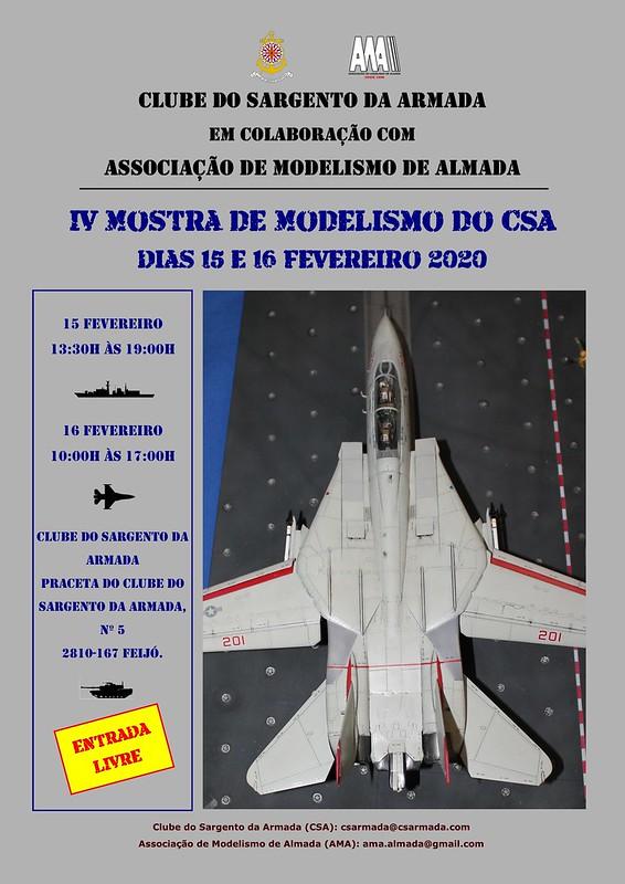 4 Mostra de Modelismo CSA