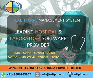 Health care management software