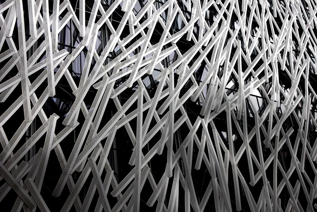 White Sticks