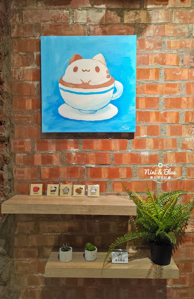 奶泡貓咖啡.咖波屋30