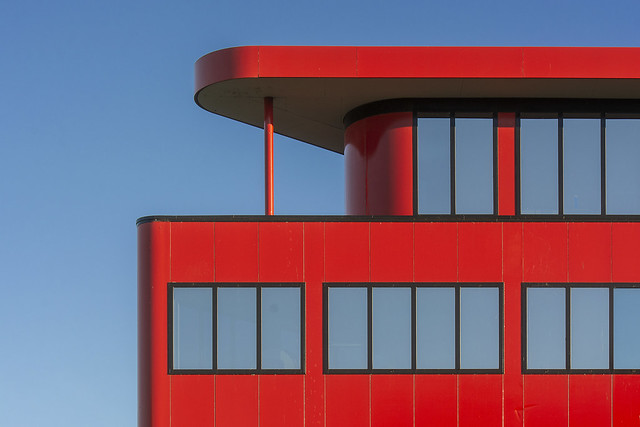 Red Office III