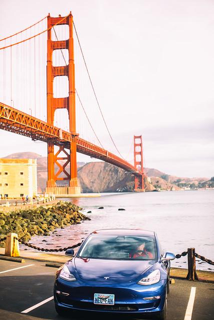 New Electric San Francisco