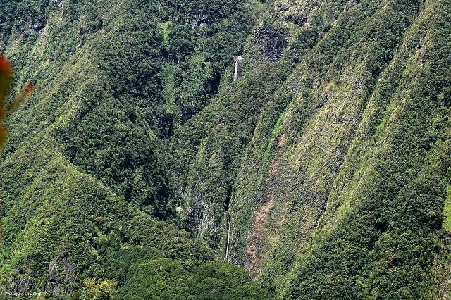 Cascades au-dessus du Bras Guillaume