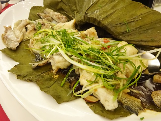Steamed fish @Chinese New Year Party