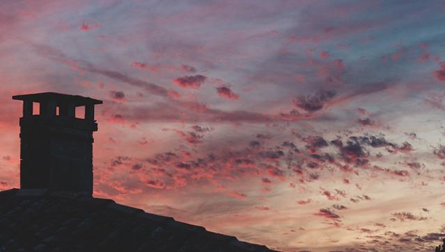 Artist's sky