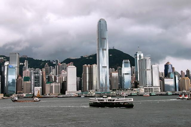 Hong Kong from Kawloon