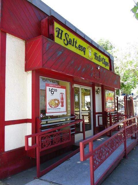 H. Salt Esq. Fish and Chips Sacramento,CA