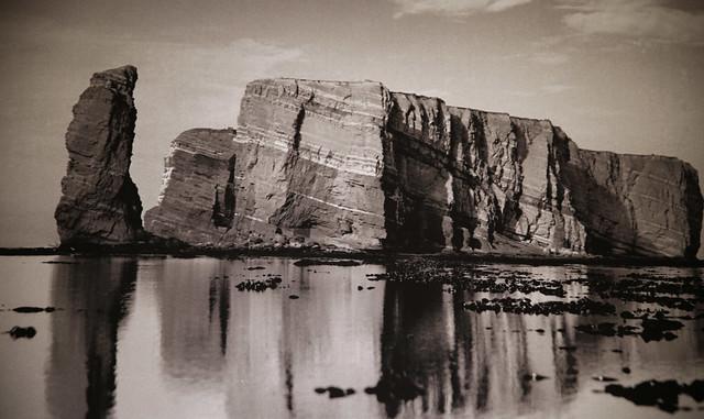 Lange Anna landmark German island Helgoland c. 1900
