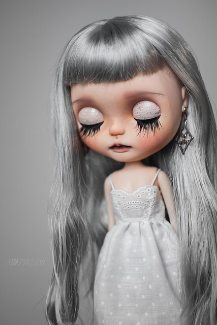 OPAL - FA (ooak Blythe for Valentine's Day)