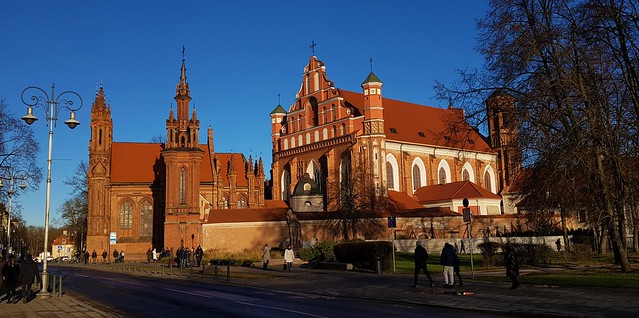 Vilnius | Church of St. Anne