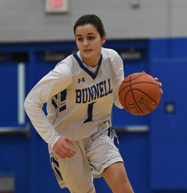 Kolbe at Bunnell Girls Basketball