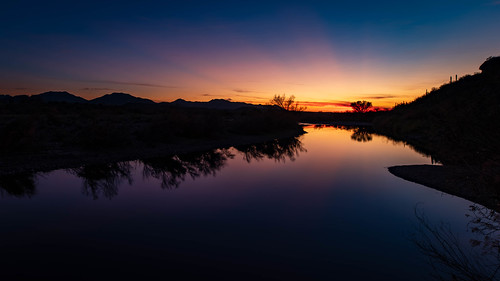 Salt River Sunset