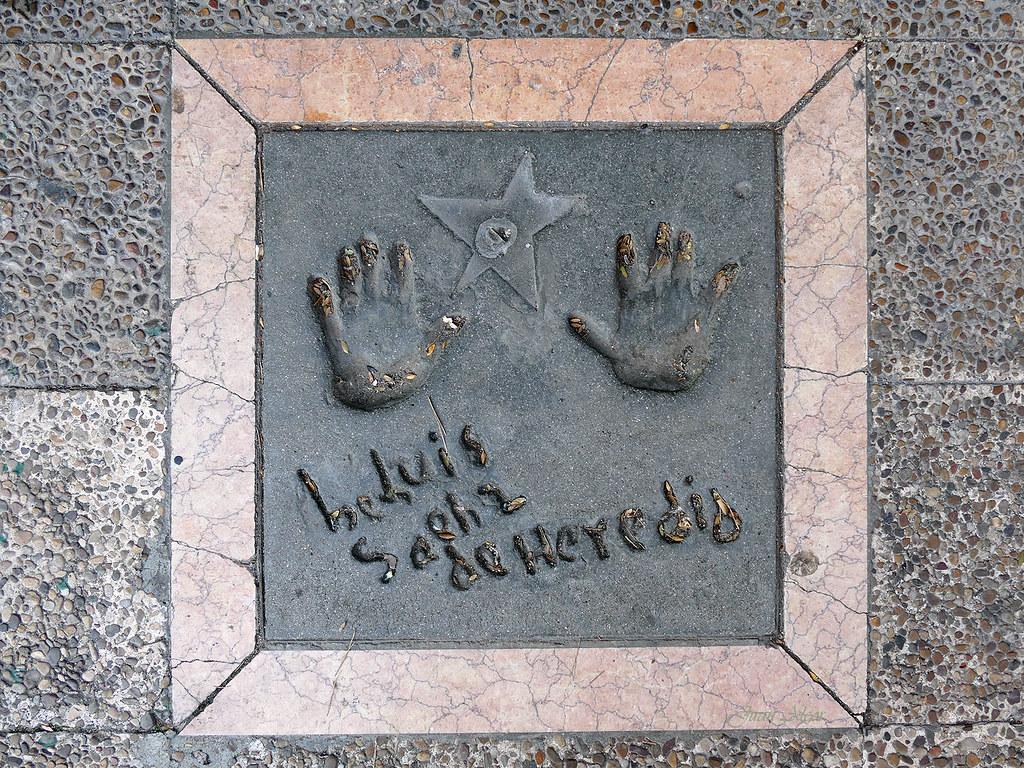 Huellas Director De Cine José Luis Saénz De Heredia Cham Flickr