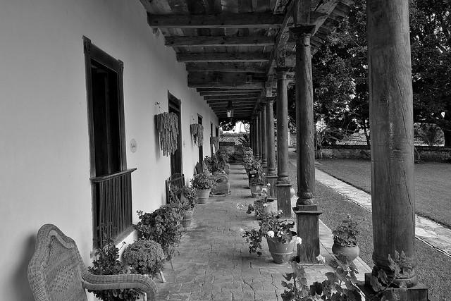 MEXICO, Hazienda-Parador Museo Santa Maria, 19456