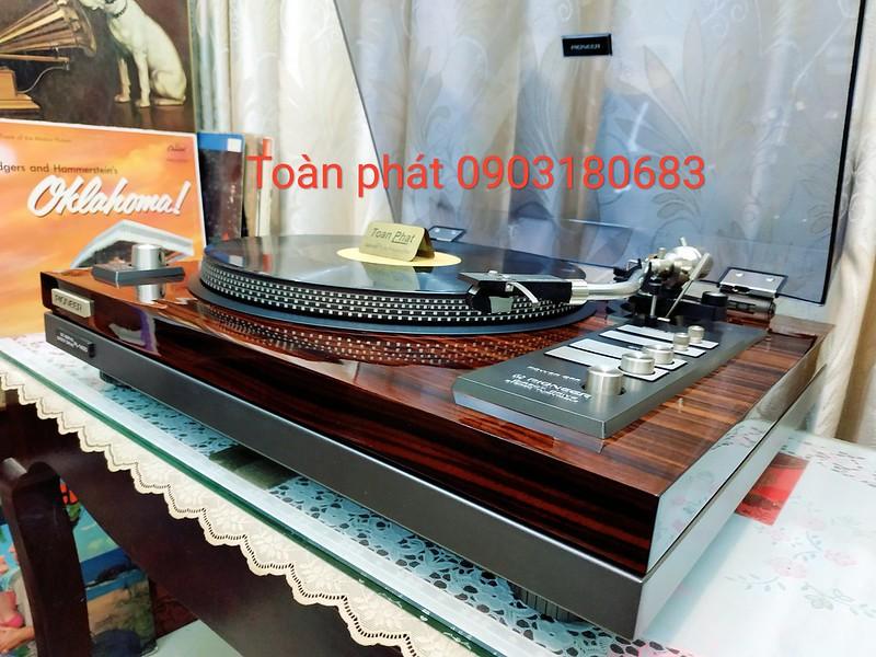 Turntable Cơ mâm đĩa than thích thú phần nghe ==>> thỏa mãn phần nhìn - 8