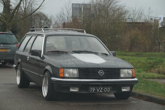 1978 Opel Rekord Caravan