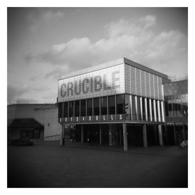 FILM - Crucible